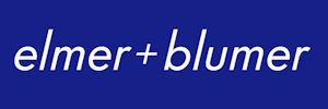Elmer und Blumer Logo
